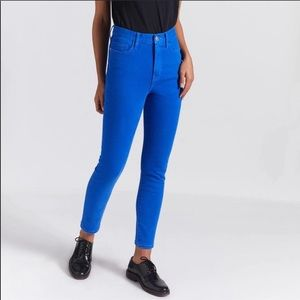 Current Elliot Ultra High Waist Skinny Jeans